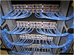 Structured data network cabling and infrastructure